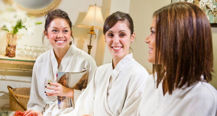 Spa Bridal Services