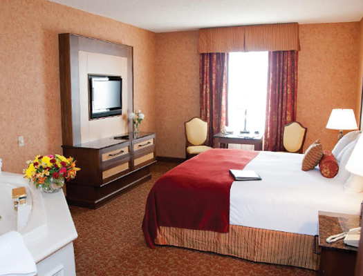 Accessible Guest Room Features