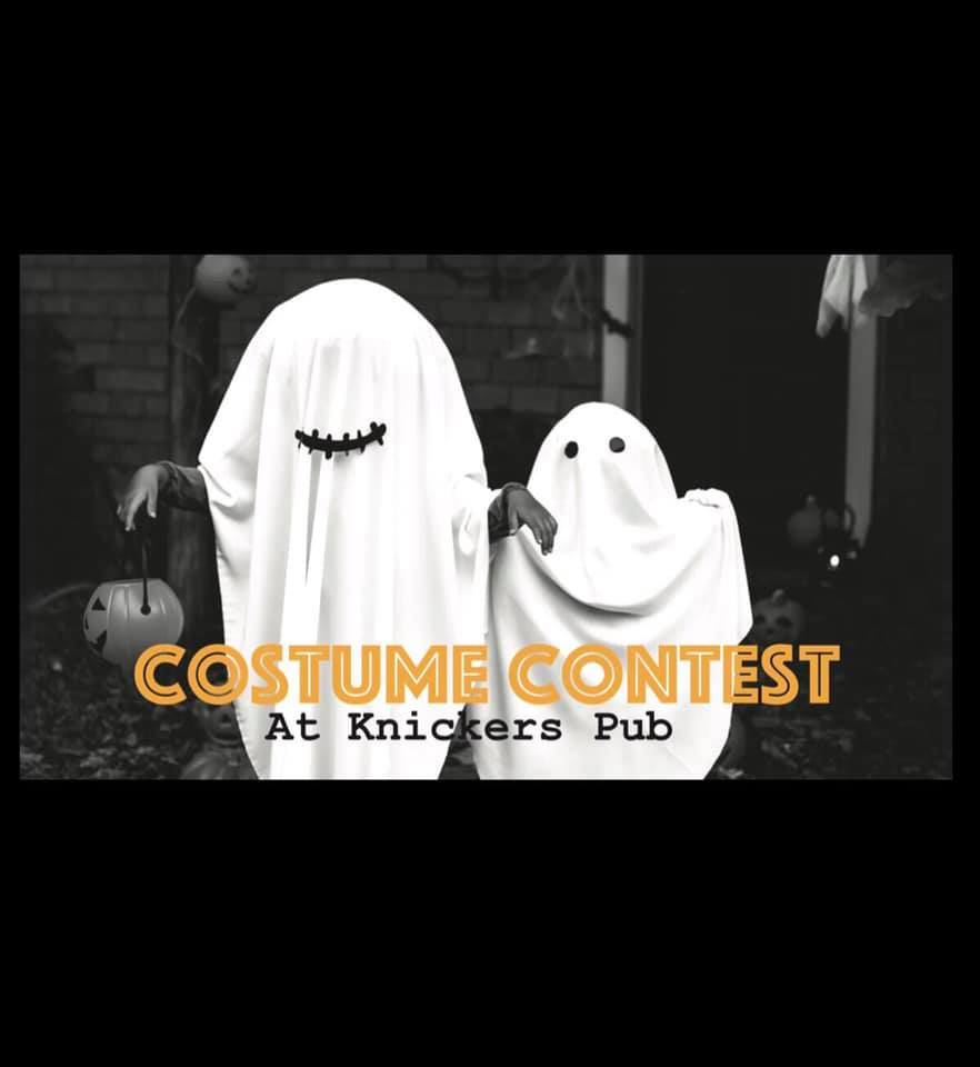 Costume Contest at the Pub