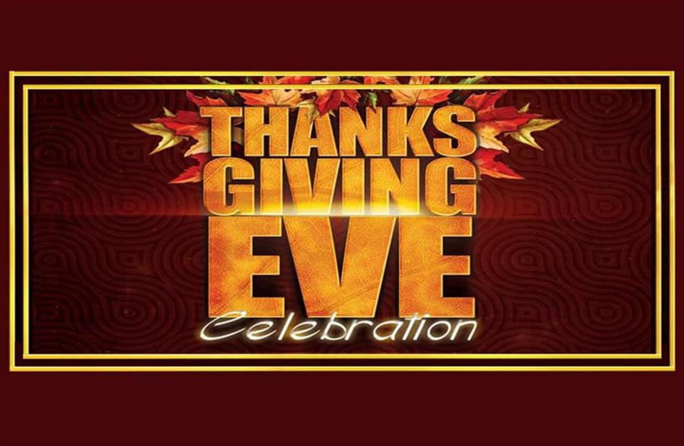 Thanksgiving EVE Party at the Pub!